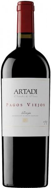 """Вино """"Pagos Viejos"""", Artadi, 1996"""