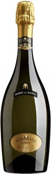 Игристое вино Foss Marai, Extra Dry, Prosecco Superiore Valdobbiadene DOC, 0.375 л