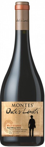 """Вино Montes, """"Outer Limits"""" CGM (Carignan, Grenache, Mourvedre), 2013"""