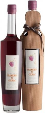 Ликер Lheraud Liqueur au Cognac Framboise, 0.5 л