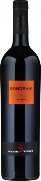 "Вино ""Sondraia"", Toscana IGT, 2010"