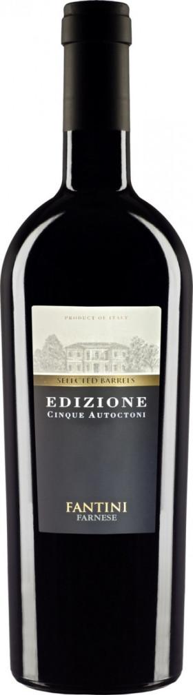 """Вино Farnese, """"Edizione Cinque Autoctoni"""", 2016"""