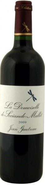 Вино La Demoiselle de Sociando-Mallet 2009