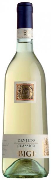 Вино Bigi, Orvieto Classico Secco DOC, 2012
