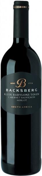 Вино Backsberg Klein Babylonstoren 2005