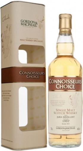 "Виски Jura ""Connoisseur's Choice"", 1997, gift box, 0.7 л"