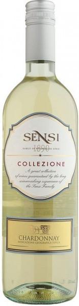 "Вино Sensi, ""Collezione"" Chardonnay, Toscana IGT"