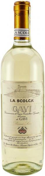 "Вино Gavi DOCG, ""La Scolca"", 2012"