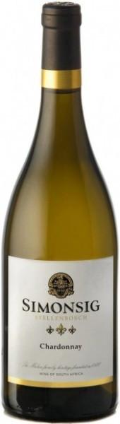 Вино Simonsig, Chardonnay, 2014