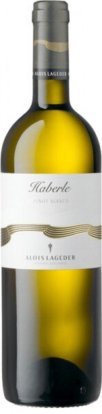 "Вино Alois Lageder, ""Haberle"" Pinot Bianco, Alto Adige DOC, 2013"