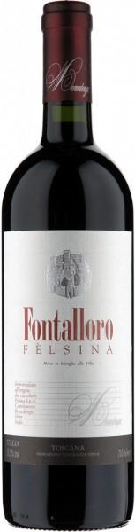 "Вино ""Fontalloro"", Toscana IGT, 2009"