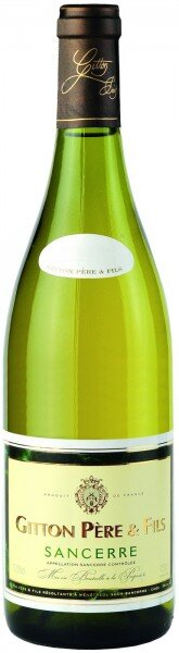 Вино Gitton Pere & Fils, Sancerre AOC, 2014