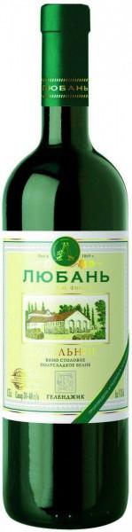"Вино Gelendzhik, ""Luban"" Udelnoe"