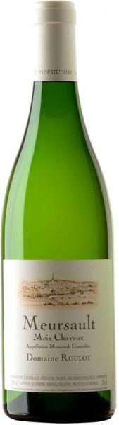 """Вино Domaine Roulot, Meursault AOC, """"Meix Chavaux"""", Blanc, 2008"""