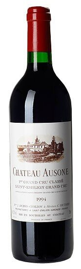"""Вино Chateau Ausone Saint-Emilion AOC 1er Grand Cru Classe """"A"""" 1994"""