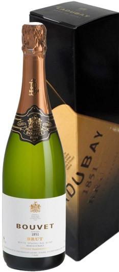 Игристое вино Bouvet Ladubay, 1851 Brut, gift box