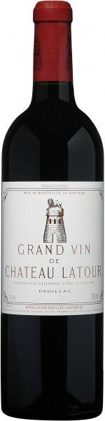 Вино Chateau Latour Pauillac AOC 1-er Grand Cru Classe 2007