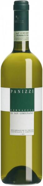 Вино Panizzi, Vernaccia di San Gimignano DOCG, 2014