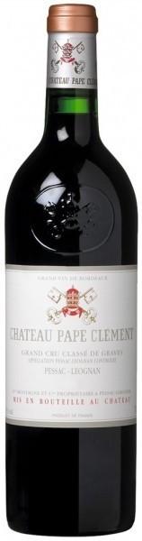 Вино Chateau Pape-Clement, AOC Pessac-Leognan Grand Cru Classe de Graves, 2008