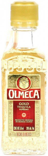 "Текила ""Olmeca"" Gold Supreme, 50 мл"