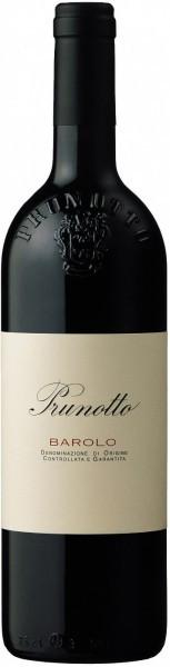 Вино Prunotto, Barolo DOCG, 2014