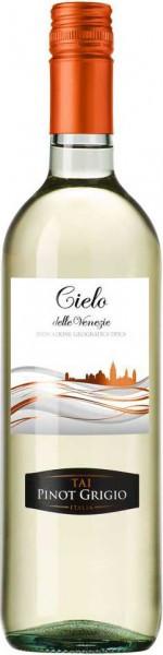 Вино Cielo e Terra, Tai Pinot Grigio, Venezie IGT, 2015