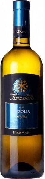 Вино Feudo Arancio, Inzolia, Sicilia IGT, 2009