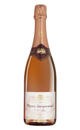 Шампанское Ployez-Jacquemart Extra Brut Rose 0.375л