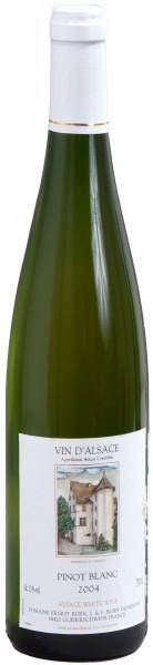 Вино Domaine Ernest Burn, Pinot Blanc AOC, 2004