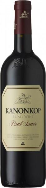 "Вино Kanonkop, ""Paul Sauer"", 2010"