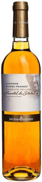 "Вино Jose Maria da Fonseca, ""Coleccao Privada"" Domingos Soares Franco, Moscatel de Setubal DOC (Cognac)"