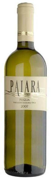 Вино Paiara Bianco, Puglia IGT, 2007