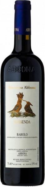 """Вино Marziano Abbona, """"Pressenda"""", Barolo DOCG, 2003"""