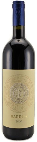 Вино Barrua IGT 2005
