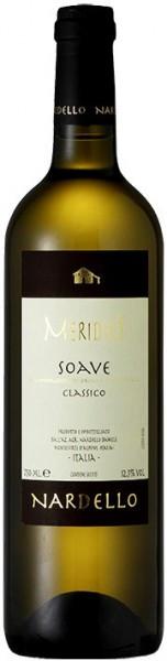 """Вино Nardello, """"Meridies"""", Soave DOC Classico, 2014"""