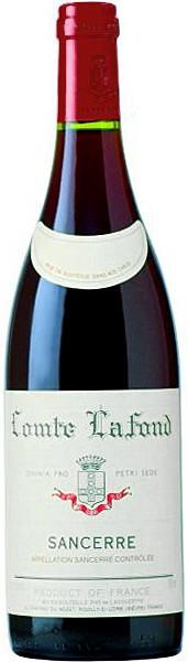 """Вино Sancerre """"Comte Lafond"""" AOC Rouge, 2013"""