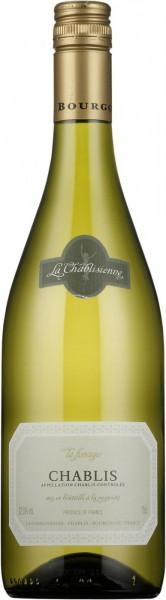 "Вино La Chablisienne, Chablis AOC ""Le Finage"", 2014"