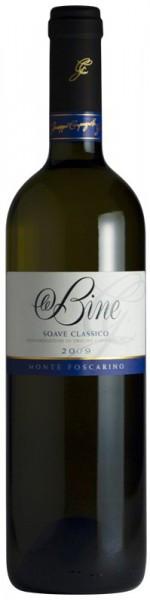"""Вино Campagnola, """"Le Bine"""", Vigneti Monte Foscarino, Soave Classico DOC, 2009"""