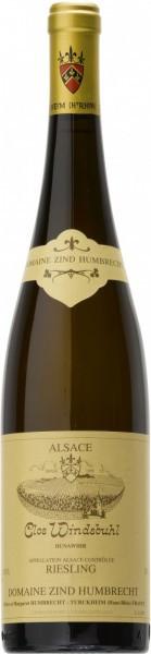"Вино Zind-Humbrecht, Riesling ""Clos Windsbuhl"", 2014"