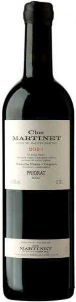 "Вино Mas Martinet, ""Clos Martinet"", Priorat DOQ, 2010"