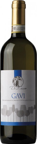 """Вино Di Vi Vine, """"Di Luccio"""" Gavi DOCG, 2014"""