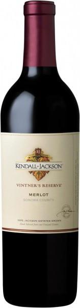 "Вино Kendall-Jackson, ""Vintner's Reserve"" Merlot, 2011"