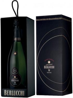 "Игристое вино Guido Berlucchi, ""61"" Franciacorta Nature DOCG, 2009, gift box"