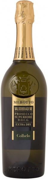 """Игристое вино Merotto, """"Colbelo"""", Valdobbiadene Prosecco Superiore DOCG"""