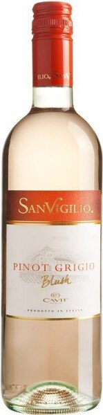 "Вино ""Sanvigilio"" Pinot Grigio Blush, Venezie IGT, 2015"