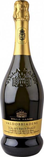 Игристое вино Villa Sandi, Valdobbiadene Prosecco Superiore DOCG Extra Dry
