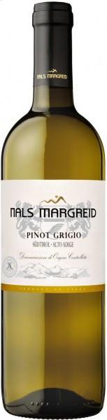 Вино Nals-Margreid, Pinot Grigio, Sudtirol Alto Adige DOC, 2015