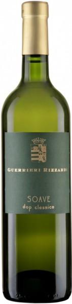Вино Guerrieri Rizzardi, Soave Classico DOC, 2015, 375 мл