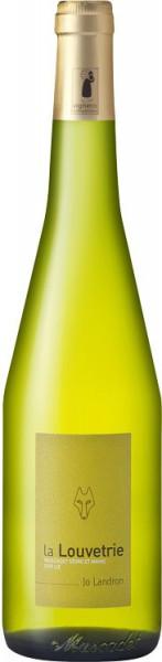 """Вино Domaine Landron, """"Domaine de la Louvetrie"""" Muscadet Sevre et Maine Sur Lie, 2014"""