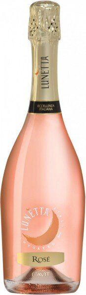 """Игристое вино Cavit, """"Lunetta"""" Rose"""